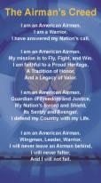 airman's creed