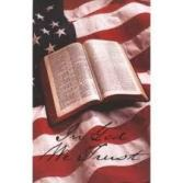 bible and flag