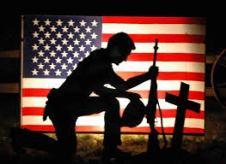prayer and cross