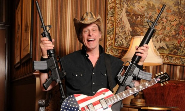 ted nugent pro guns