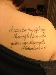 Philippians 4 13