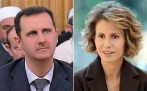 bashar assad and wife