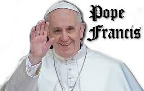 pope francis written