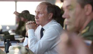 Putin strategy
