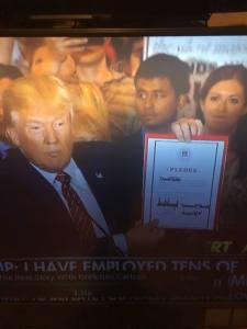 Trump Pledge