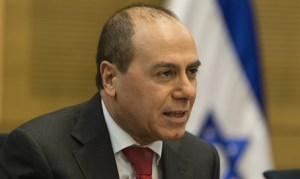 interior minister Silvan Shalom