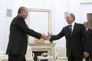 Turkey and Putin
