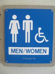 coed restroom