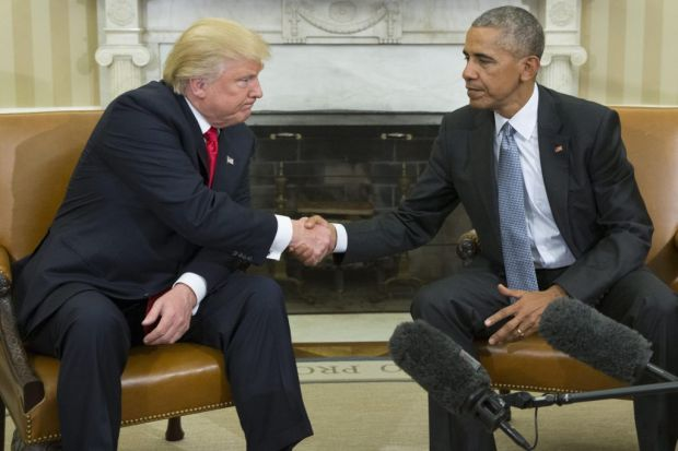 trump-with-obama