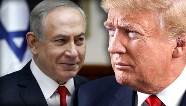 netanyahu-and-trump