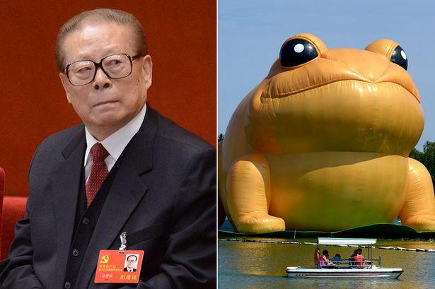 Jiang-Toad